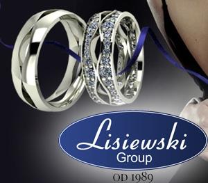 Obrączki ślubne - Lisiewski
